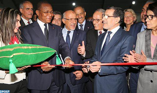 العثماني يفتتح المعرض الدولي للبناء بالبيضاء