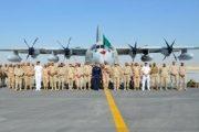المغرب يحضر كمراقب في أكبر تدريبات عسكرية عربية بمصر