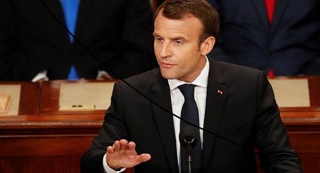 إحباط مخطط اغتيال الرئيس الفرنسي إيمانويل ماكرون