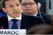 """السفير هلال: تهديد """"البوليساريو"""" بإسقاط الطائرات المدنية يضعها في خانة الجماعات الإرهابية"""