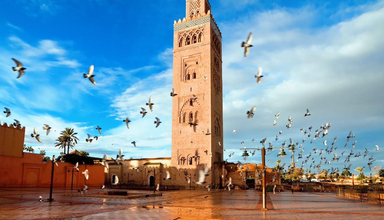 إعلان مراكش عاصمة إفريقيا الثقافية لسنة 2020
