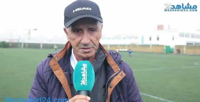 بالفيديو.. حفل تأبين اللاعب علال نومير
