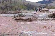 الفيضانات تعزل دواوير ببني ملال والسكان ييستغيثون