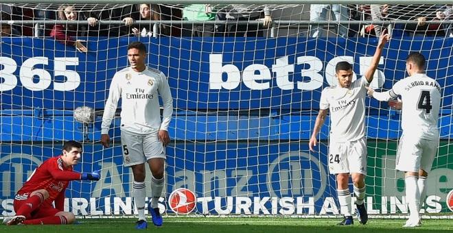بثلاثية مذلة.. ريال مدريد يتلقى أول هزيمة تحت قيادة سولاري