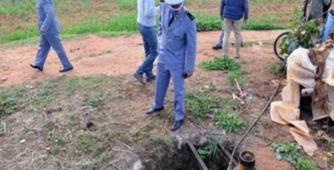 العثور على جثة شاب عشريني في قعر بئر