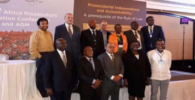 المغرب يفوز بعضوية المكتب التنفيذي للمدعين العامين الأفارقة