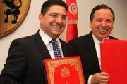 توسط تونسي لطي صفحة الخلافات بين المغرب والجزائر