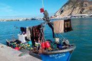صيادون جزائريون ينقذون صيادين مغاربة من الغرق