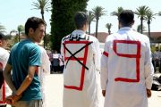 ''أساتذة الزنزانة 9'' يخوضون احتجاجات جديدة ضد أمزازي
