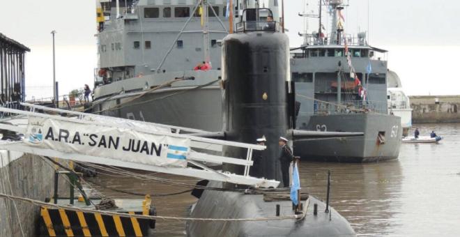 بعد سنة من الاختفاء.. العثور على حطام الغواصة الأرجنتينية