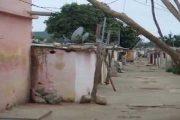 سكان الشلالات يحتجون على عملية إعادة الإيواء