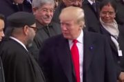 سلام حار بين الملك وترامب بباريس يثير فضول الجزائر