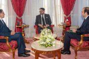 الملك يستقبل العثماني والدكالي ويطلب مراجعة عميقة للمنظومة الوطنية للصحة