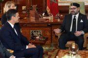 الملك محمد السادس وسانشيز يتفقان على الدفع بالعلاقات المغربية الاسبانية