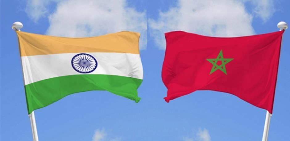 المغرب والهند يوقعان على اتفاق تعاون قضائي يهم تسليم المجرمين
