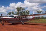 هبوط طائرة في حقل يستنفر عناصر الدرك الملكي
