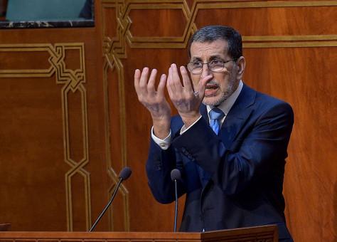 الفرق البرلمانية تسائل العثماني حول حقوق الإنسان والكوارث الطبيعية