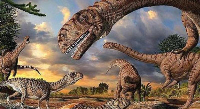 مزاعم كتاب: الديناصورات سبقت الإنسان قبل 66 مليون سنة في زيارة القمر والمريخ!