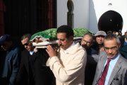 بحضور عدد من الشخصيات.. والدة الخيام توارى الثرى بمقبرة الشهداء