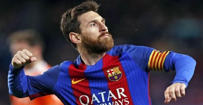 ميسي يقود برشلونة للفوز على سلتا فيغو ويعزز صدارته لليغا