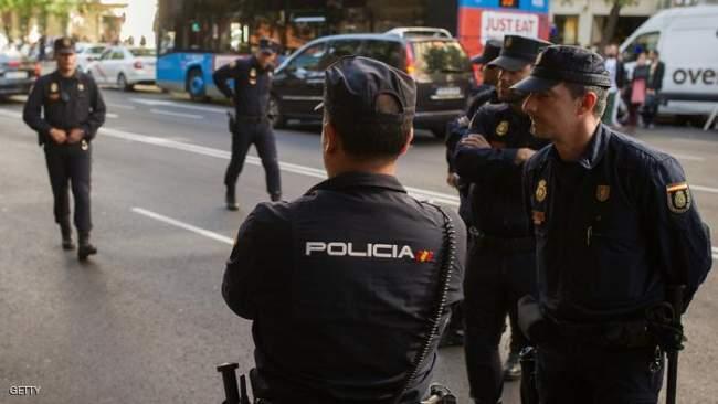 الشرطة الإسبانية تعتقل جزائرياً على صلة بتنظيم