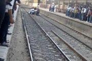 انتحار رجل ألقى بنفسه أمام قطار بالمحمدية