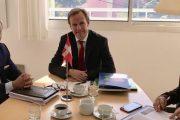 بعد تضامن واسع.. سفير الدانمارك يوجه رسالة للشعب المغربي ومؤسساته
