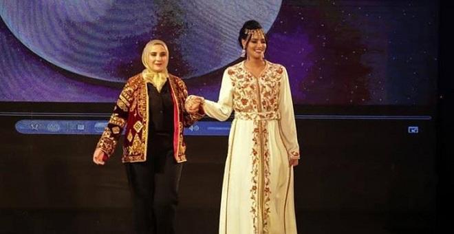 مهرجان ''الشرق الأوسط للموضة'' يحتفي بالمصممة هدى بنمليح