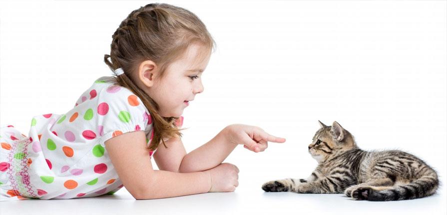 دراسة علمية: الأطفال المتعايشون مع الحيوانات الأليفة أقل عرضة للاصابة بالحساسية