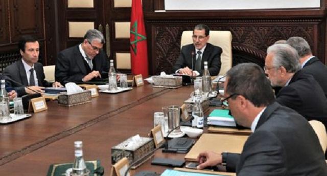 القانون المالي في صلب اجتماع مجلس الحكومة