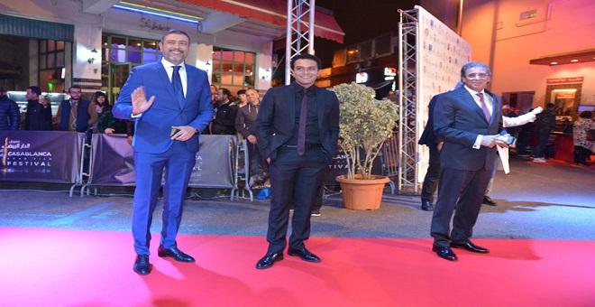 بالصور.. الدار البيضاء تستقبل نجوم السينما في أول مهرجان للفيلم العربي