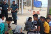 البحرية الإسبانية تنقذ 8 قاصرين مغاربة من الغرق