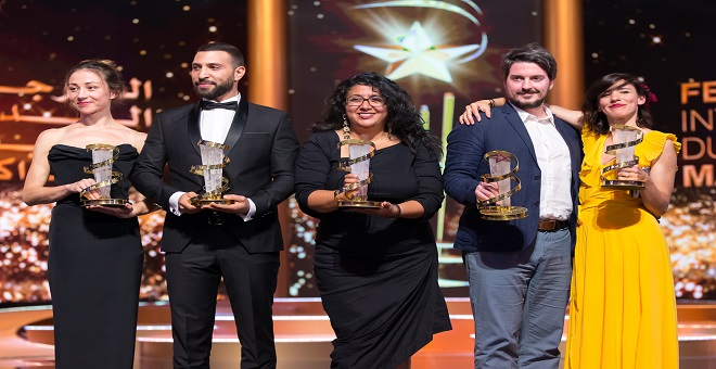 مراكش تتوج ثلاثة مبدعات في عالم السينما