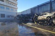 إحراق قاصرين مغاربة لسيارات بسبتة يرفع من وثيرة المطالبة بترحيلهم