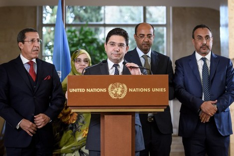 بوريطة: المغرب سيواصل العمل مع كولر بنفس الجدية ونفس الروح الإيجابية