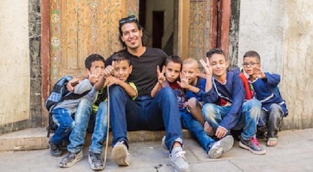 مغربي مرشح لنيل جائزة