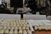 أمن مطار محمد الخامس يكتشف كمية من الكوكايين بأمعاء مسافر