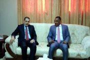 العثماني يبحث بنواكشوط مع نظيره الموريتاني تعزيز العلاقات بين البلدين