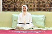 الأميرة للا مريم تترأس حفلا دينيا إحياء للذكرى 20 لوفاة الملك الحسن الثاني