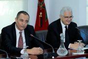 رسميا.. بركة يسلم مفاتيح المجلس الاقتصادي والاجتماعي والبيئي للشامي