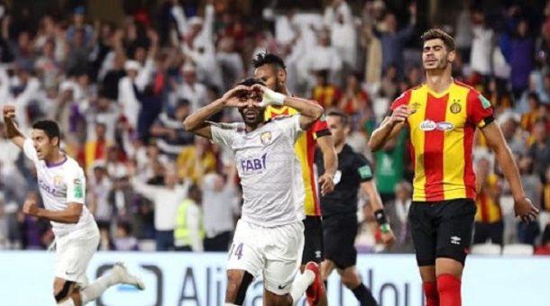 الموندياليتو: العين يتأهل لنصف النهائي بعد فوز ساحق على الترجي