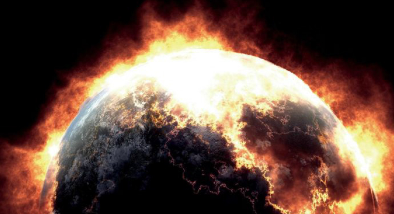 عراف بريطاني: حرب عالمية ثالثة قادمة.. والقيامة في 2019!