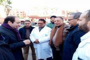 وزير الصحة يلتقي بالنقابات لتدارس مطالب العاملين بالقطاع