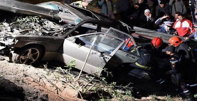 بوليف: المغرب عرف تراجعا في عدد قتلى حوادث السير