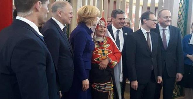 أخنوش يستعرض ببرلين استخدام الرقمنة في الفلاحة المغربية