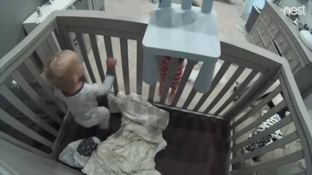 جهاز ذكي لمراقبة الأطفال وتتبع تنفسهم أثناء النوم