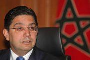 بوريطة: لا وجود لقوات عسكرية مغربية بالغابون