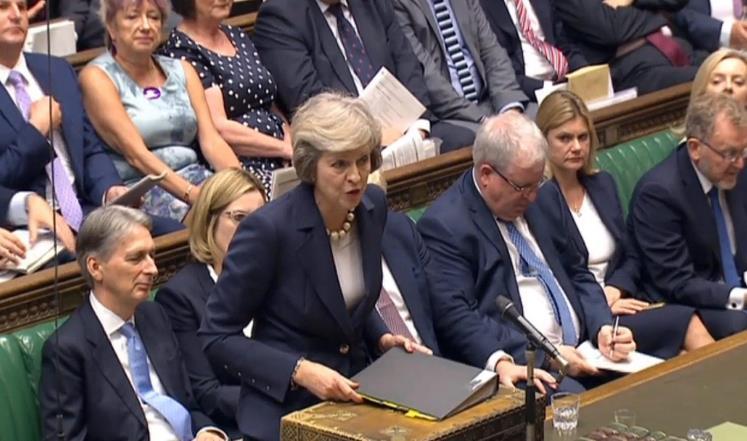 رسميا.. البرلمان البريطاني يرفض اتفاق الخروج من الاتحاد الأوروبي