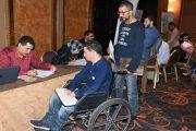 الإعلان عن نتائج مباراة توظيف أشخاص في وضعیة إعاقة