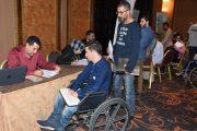 المكفوفون يطالبون حكومة العثماني بالكشف عن مضمون مباراة للتوظيف